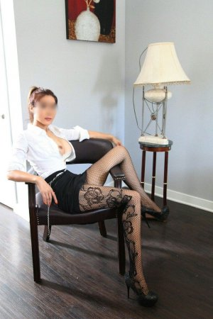 Ann-gaelle escorts in North Potomac Maryland