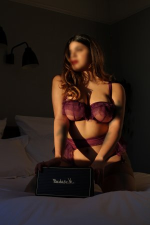 Anne-patricia escorts in South Lake Tahoe